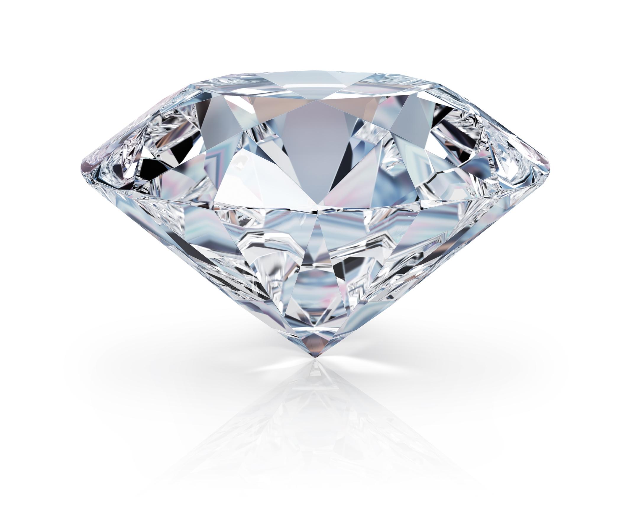 Diamond Education: The 4 C's - Jodie Gearing