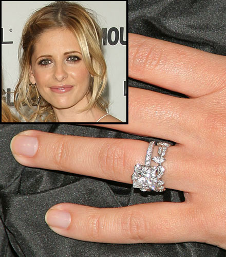 sarah michelle gellar princess