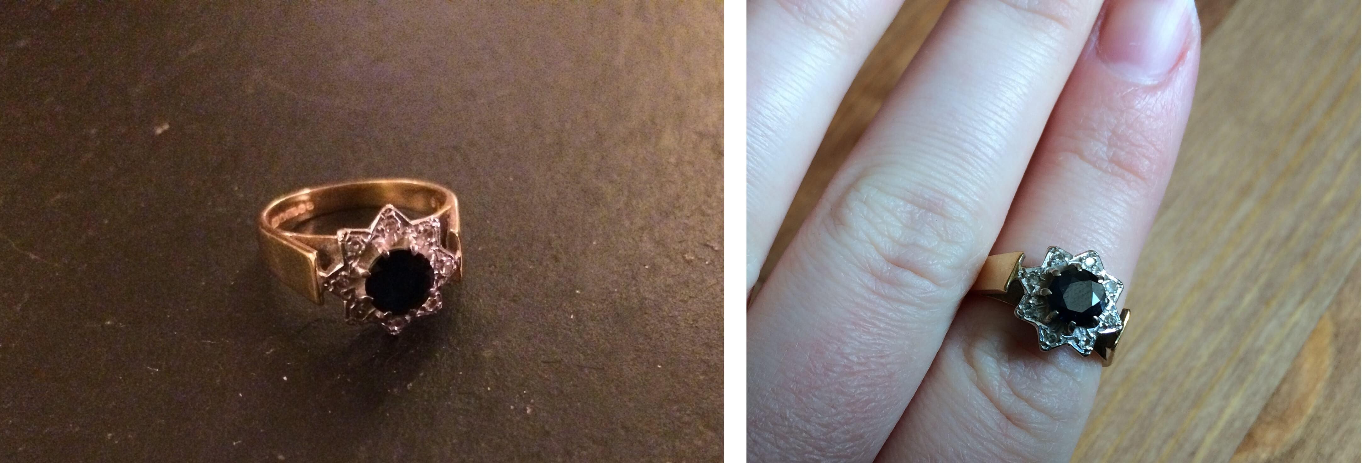 Jodie Gearing Inheirited Ring RedesignInheirited Ring Redesign